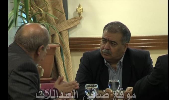 كاميرا خفيه مع الفنان موسى حجازين / سمعه ( ضافي العبداللات )