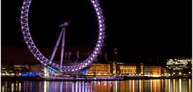 بالصور  ..  أجمل مافي لندن