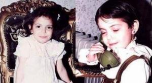 من هي هذه الطفلة التي أصبحت ممثلة سورية شهيرة؟