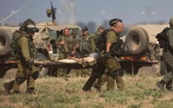 مقتل ضابط اسرائيلي واصابة اخر جنوب غزة