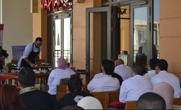 مطلوب شيف مأكولات عربية للعمل بفنادق في السعودية