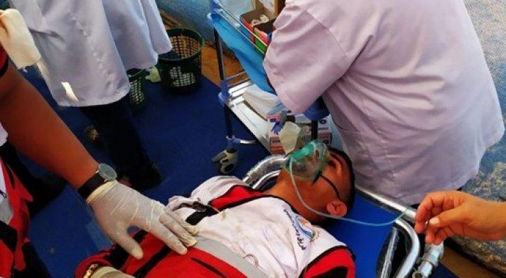 عشرات الإصابات في الجمعة 82 لمسيرات كسر الحصار عن غزة