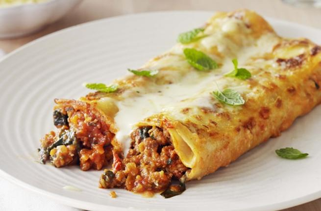 كانيلوني من المطبخ الايطالي