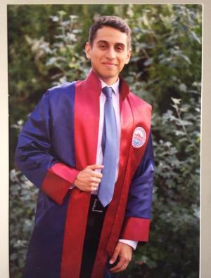 جمال اللواما مبارك التخرج