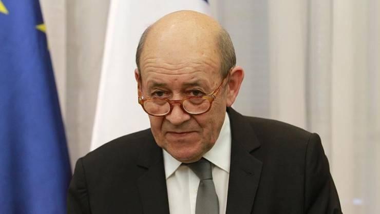 وزير خارجية فرنسا: صفقة القرن لن تجلب الاستقرار