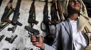يمني يقتل 12 شخصاً في زفاف ابنته بقنبلتين!