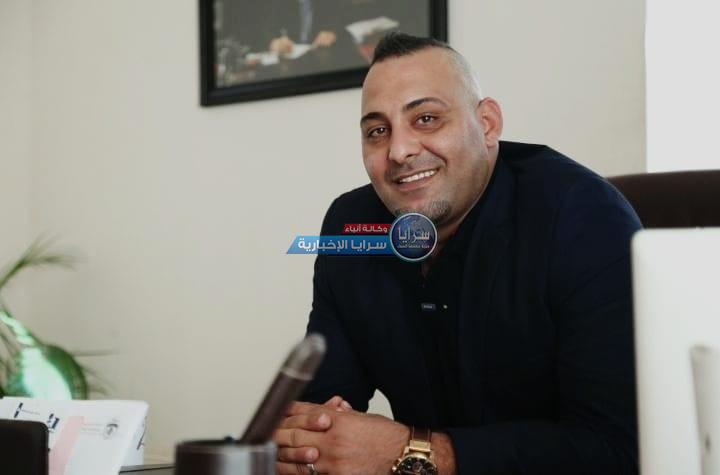 خالد صبيح يسجل حضوره بين أقوى الفيسبوكيين في الأردن