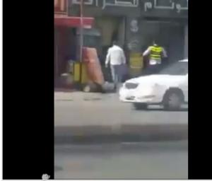الامن يحقق بحادثة الإعتداء على شرطي في الجاردنز : المعتدين إثنان منهما من الجنسية المصرية