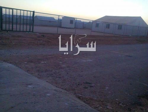 """بعد كشف """"سرايا"""" سر المدينة الغامضة  ..  مصدر رسمي : فيها 12 قرية لتستوعب 130 ألف لاجئ"""