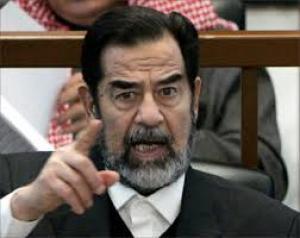 فيديو : لآول مرة كيف تم إعتقال صدام حسين