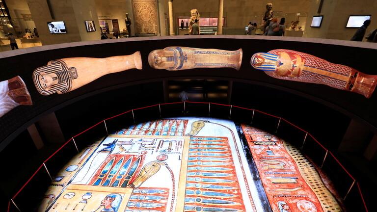 مصر ..  افتتاح أول معمل لدراسة الحمض النووي القديم في متحف الحضارة