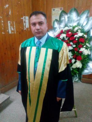 عماد موسى الطراونة مبارك الدكتوراه