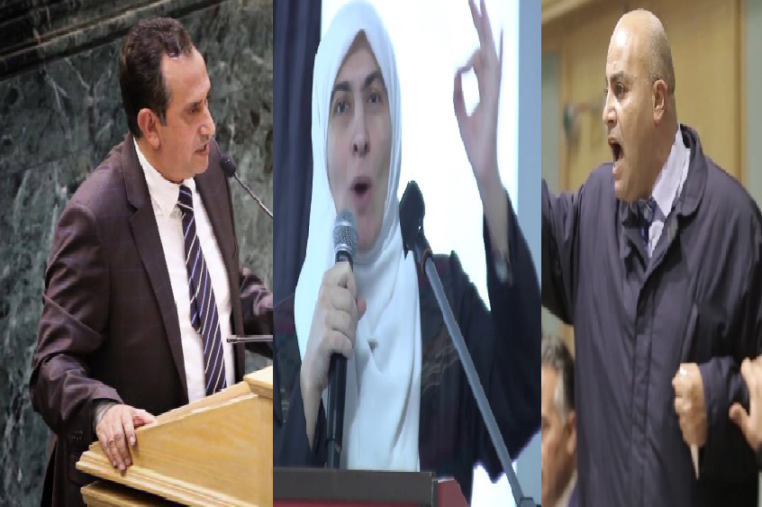 """النواب """"المجالي و الحباشنة و طهبوب"""" لسرايا : سنطالب بإسقاط حكومة الملقي اذا استمرت بسياسة """"الجباية"""""""