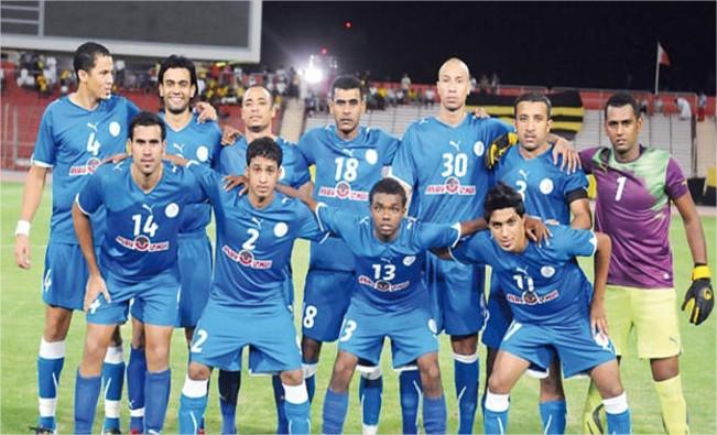 فريق الحد البحريني يصل عمان للقاء الوحدات