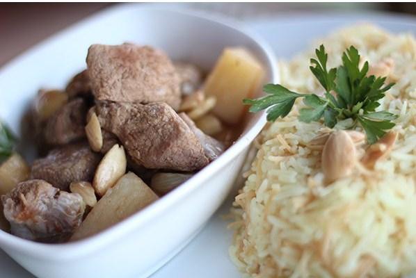 روستو اللحم ..  لوجبة متكاملة