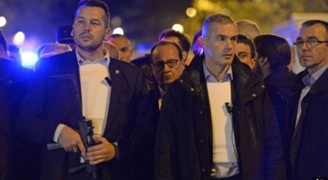 الخارجية: سفارتنا في باريس تتابع أحوال الأردنيين بعد وقوع تفجيرات باريس