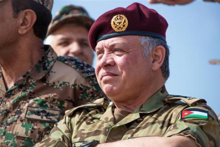 الملك: في هذا اليوم أقدم التحية لربعي وعزوتي من المتقاعدين العسكريين والمحاربين القدامى  ..  تفاصيل