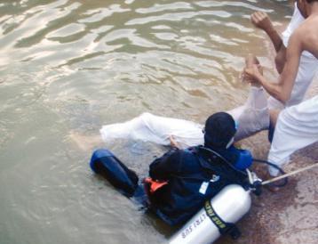 وفاة شخص وإصابة 6 أخرين بحادث محاصرة في منطقة الهيدان