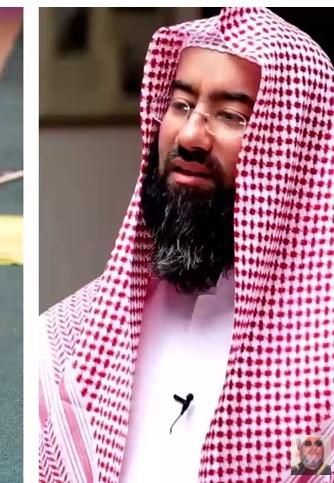 الشيخ نبيل العوضي وقصة ملياردير امريكي اسلم بسبب حديث عجيب للنبي محمد
