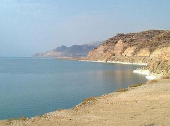 تعرف على البحر الميت