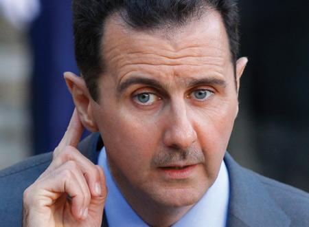 """موقع سوري : الأسد يلقي """"خطاب الحل"""" قريباً"""