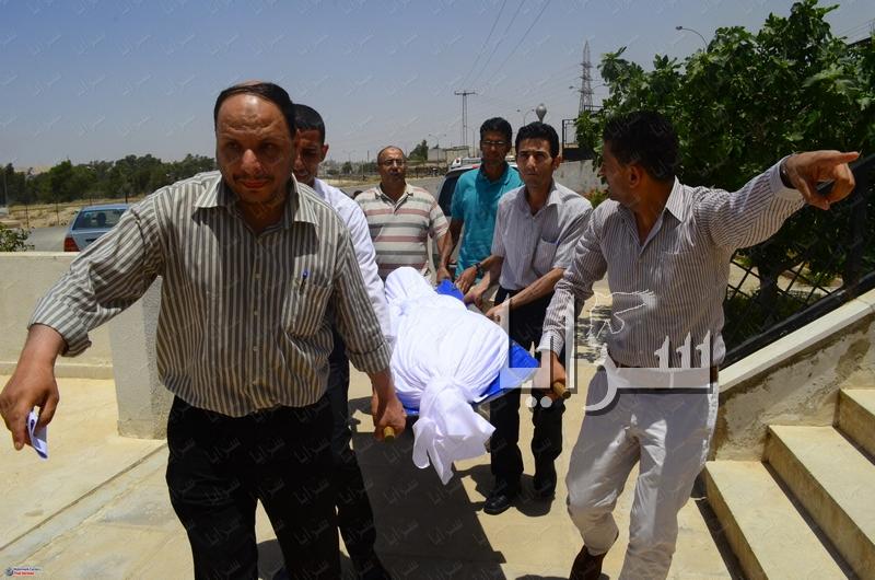 وفاة شاب اردني احرق نفسه بعد رفض وزيرة مقابلته  Image