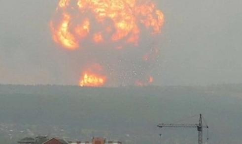 بالفيديو  ..  ما هي قصة الانفجار النووي الذي حصل في روسيا قبل ايام و تسبب بوفاة عدد من العلماء