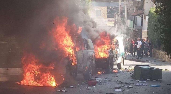 إصابتان بمواجهات مع شرطة الاحتلال الصهيوني بالداخل المحتل