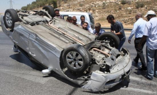إصابة 7 أشخاص بحادثين منفصلين في العاصمة عمّان