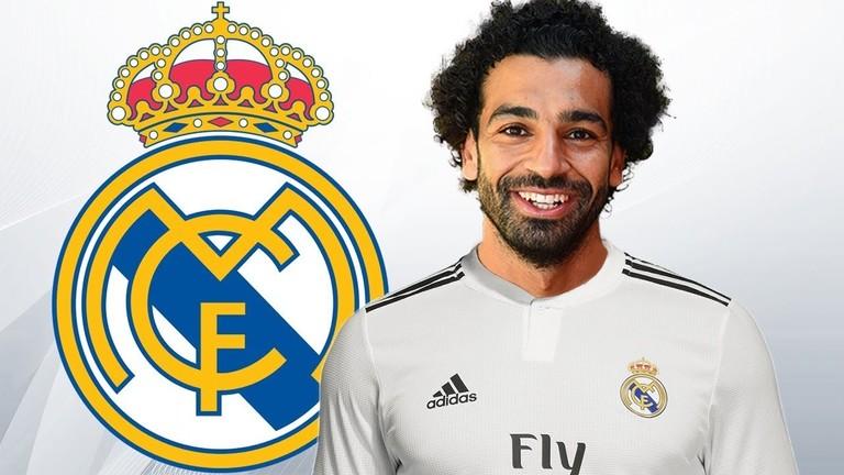 محمد صلاح يطلب مبلغا ضخما للانتقال إلى ريال مدريد