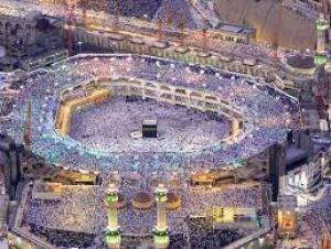 اكثر من 2 مليون مصلي يشهدون ليلة ختم القرآن في المسجد الحرام