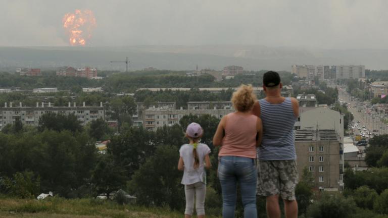 الصورة تسبق الحدث بـ3 أيام ..  عندما يكون الإعلام أقوى من النووي ..  صورة