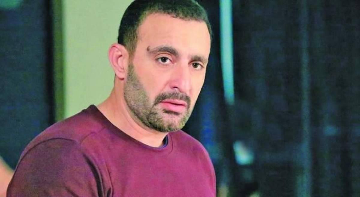أحمد السقا يكثف وقته في النادي الرياضي لهذا السبب
