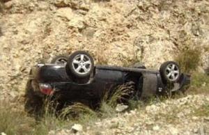 البلقاء : وفاة اثر حادث تدهور