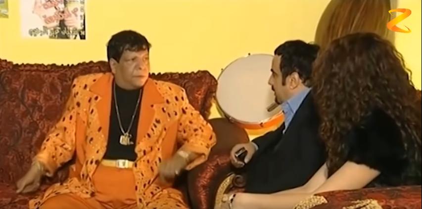شاهد  ..  طيمشة ونيمشة مع شعبان عبد الرحيم