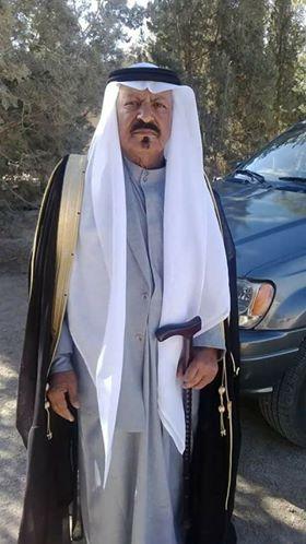 الشيخ والقاضي العشائري محمد جدوع العودات الحويطات في ذمة الله
