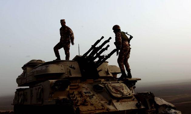الجيش يُحبط محاولة تسلل وتهريب 193 كف حشيش من سوريا الى الاردن