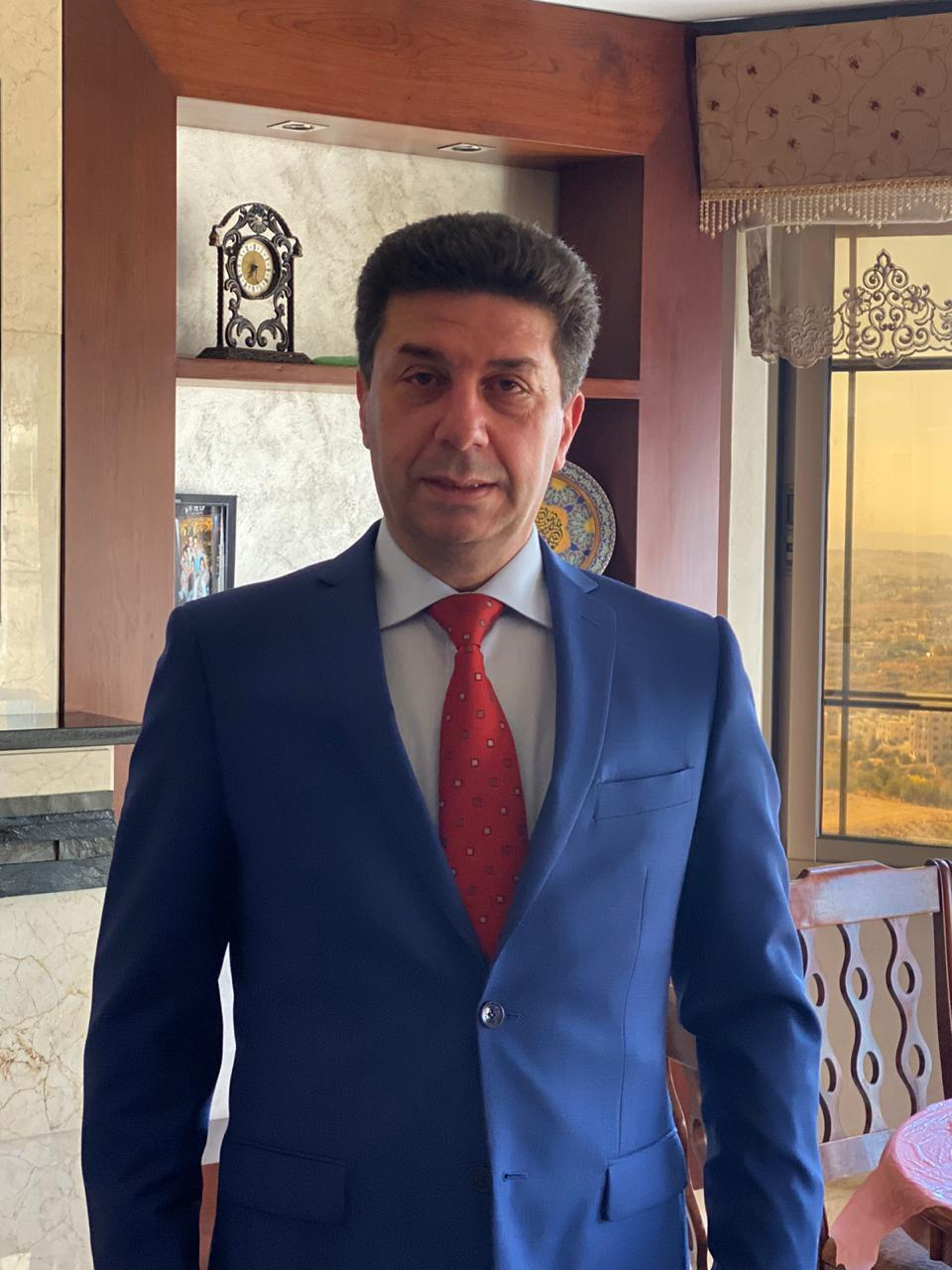 تحت رعاية النائب السابق ورئيس حزب النداء امجد المسلماني