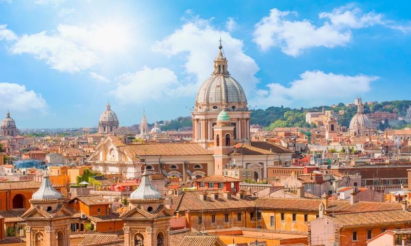 بالصور ..  سياحة وسفر: أسباب لزيارة روما في نوفمبر
