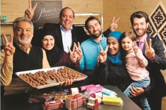 آخر ما قدمه حاتم علي أمام الكاميرا ..  قصة نجاح سورية في كندا