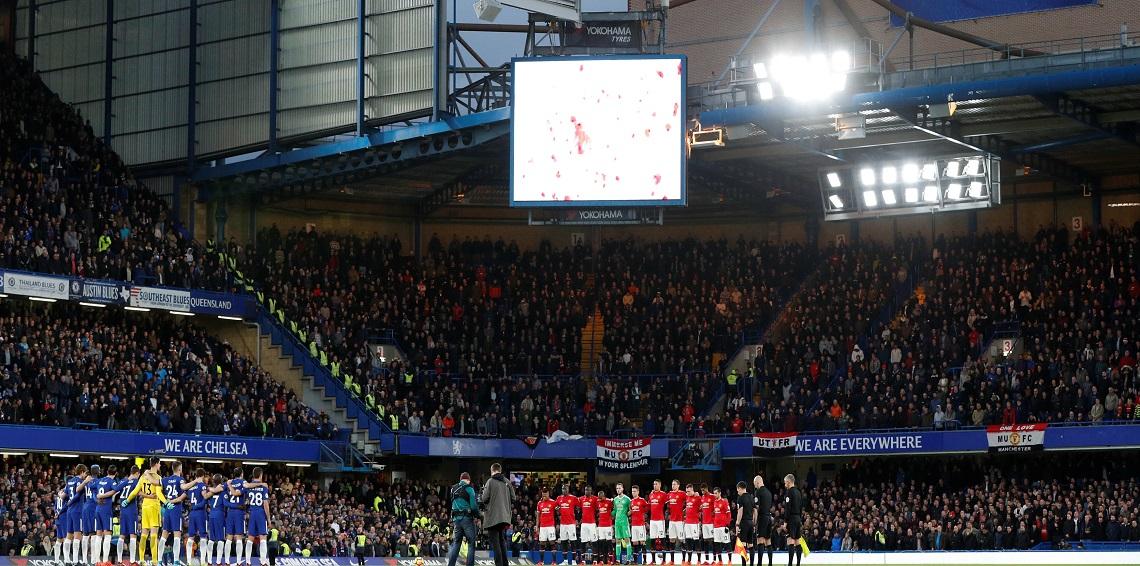 من كان يراقب كشافة برشلونة في مباراة تشيلسي ومانشستر يونايتد؟