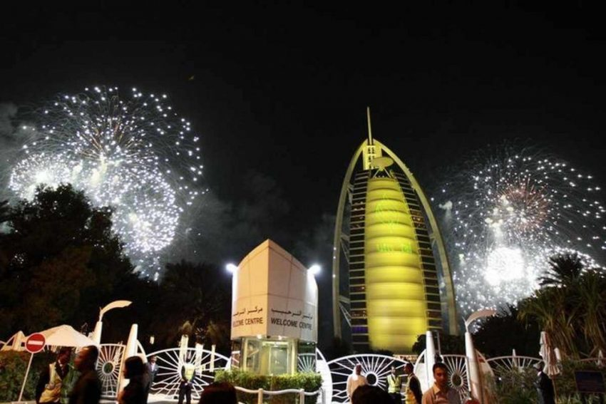 بالصور  ..  تعرف على فعاليات مميزة في دبي خلال ليلة رأس السنة 2020