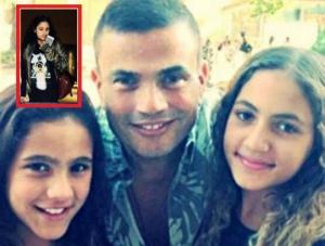 لماذا تغني ابنة عمرو دياب بزي الجيش الأمريكي؟!