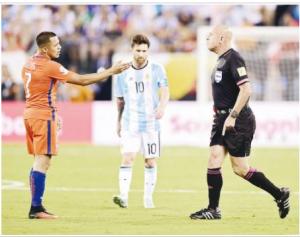 مجدداً .. تشيلي تحتفظ باللقب على حساب الأرجنتين
