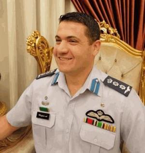 تهنئة للعقيد الطيّار المقاتل محمد إبراهيم ظاظا