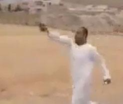 بالفيديو ..  كاميرا خفية اردنية كادت أن تقتل الممثلين