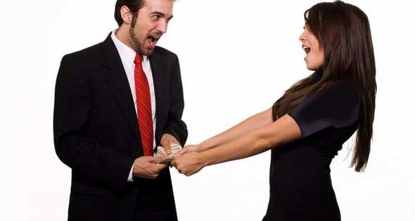 الزواج من اجل الراتب ؟؟