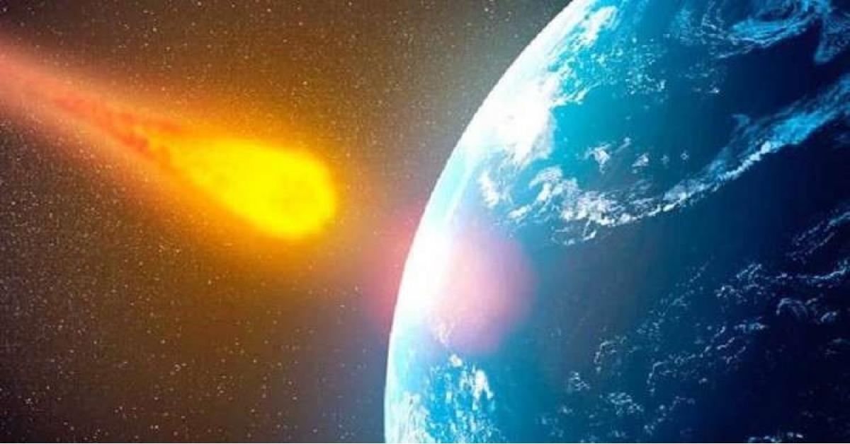 جسم عملاق يقترب من الأرض يوم السبت