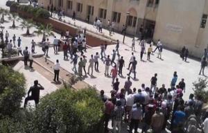 مشاجرة جماعية في الجامعة الاردنية