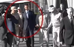 الكشف عن سر منع ضابط روسي كبير بشار الاسد من مرافقة بوتين  ..  و كيف كانت ردة فعل الرئيس الروسي ؟